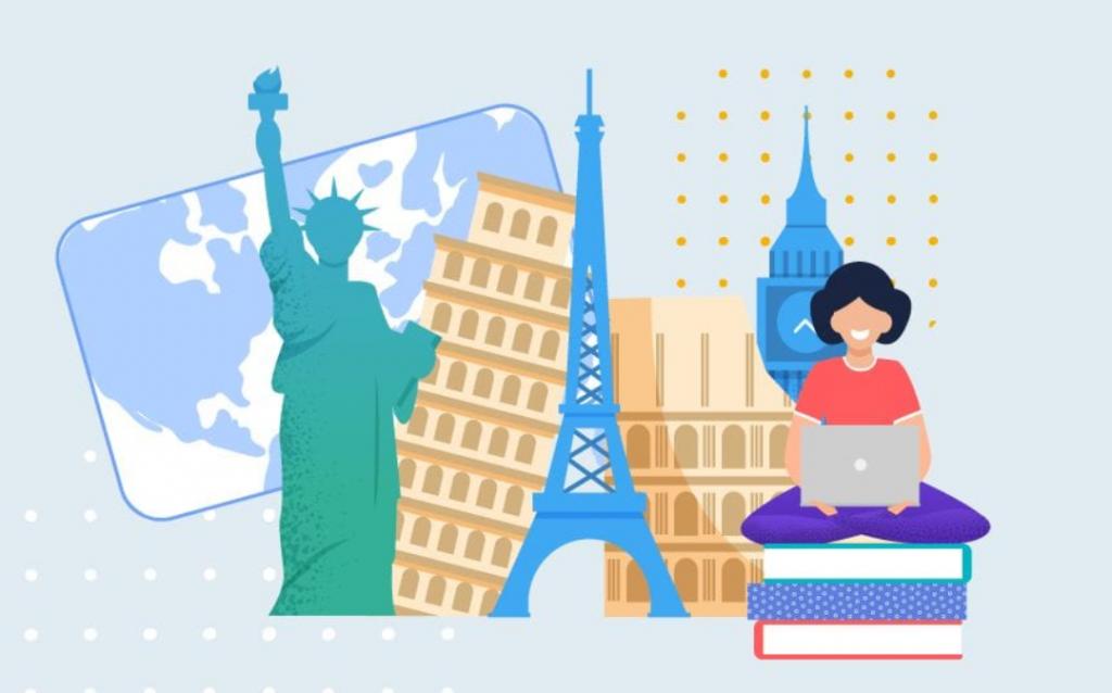 Negara Terbaik untuk Belajar di Luar Negeri